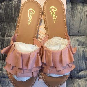 Shoes - Women's candies sandals